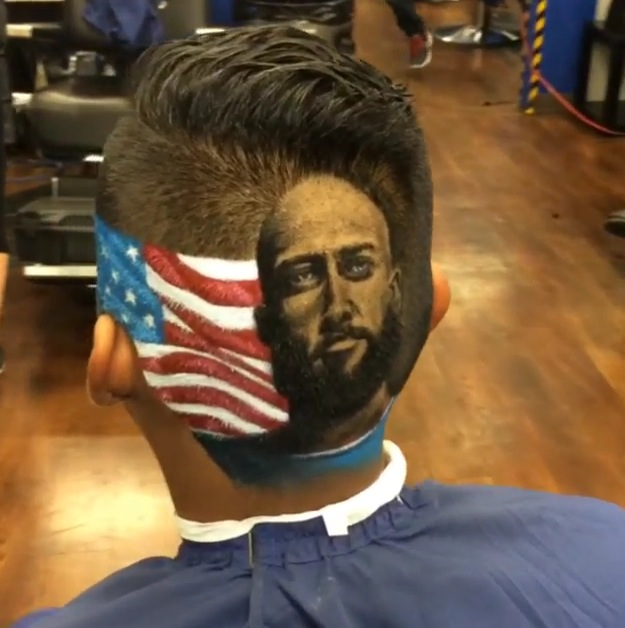 World Cup Haircuts Amazing World Cut Haircut Design