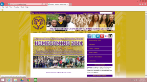 home coming 2014